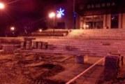 Махнаха грамадата от камъни от лобното място на Пламен Горанов
