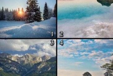 Тест: Изберете картина и вижте кой е скритият ви талант