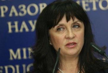 Ваня Кастрева готова да последва ексминистъра Тодор Танев с оставка