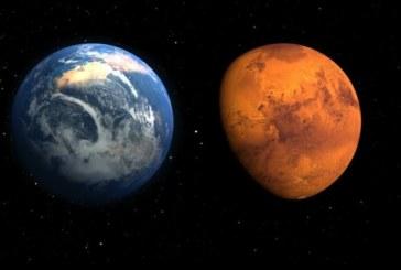 Земята е създадена след челен сблъсък на две планети