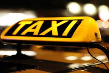 "Пиян благоевградчанин открадна такси, качи трима ""клиенти"" и паркира пред блока си"