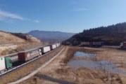 12-километрова опашка от тирове на границата на Гърция с България