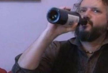 Калин Терзийски стигна дъното, надига бутилка в ефир в 10 сутринта