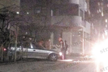 Минути закъснение спасили живота на дупнишкия хирург д-р Александров при сблъсъка на кола в оградата му
