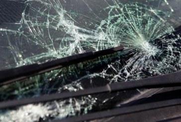 Гумата не си поплюва! Счупи стъклата на 7 автомобила