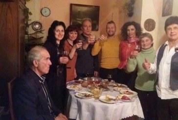 """С LG телевизор и модерен телефон близки и приятели """"обзаведоха"""" кюстендилеца В. Винаров за 70-годишнина"""