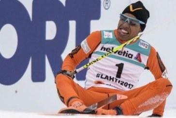 ТОТАЛЕН ХИТ В НЕТА!  Той ли е най-лошият скиор на света? (ВИДЕО)