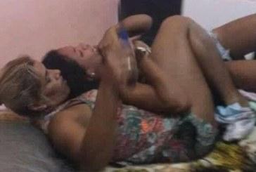 Жена сгащи мъжа си в леглото с 20-годишна, но едва ли ще повярвате какви ги свърши след това (СНИМКИ/ВИДЕО 18+)