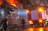 Пожар избухна в бензиностанция край Петрич