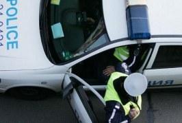 ЗРЕЛИЩЕН АРЕСТ НА Е-79! 30-г. мъж пдана в капана на полицаите, ето какво откриха в колата му