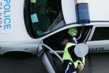 ЗРЕЛИЩЕН АРЕСТ НА Е-79! 29-г. мъж пaдна в капана на полицаите, ето какво откриха в колата му