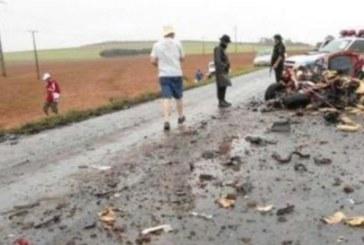 Съпрузи загинаха в тежка катастрофа, петгодишното дете вървя километър пеша, търсейки помощ