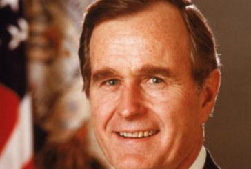 Приеха Джорд Буш в болница