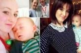 Шестмесечно бебе спаси майка си от рак