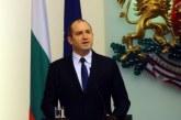 Извънредно! Ето я първата реакция на президента Радев за Георги Костов