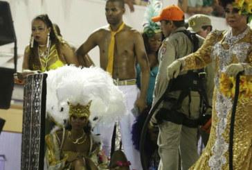 Втори инцидент помрачи карнавала в Рио, 2-ма в тежко състояние