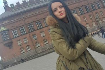 """Футболната съпруга Марияна Дякова стиска палци за """"Лудогорец"""" в Дания"""