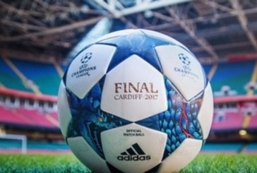 Представиха новата топка на Шампионската лига