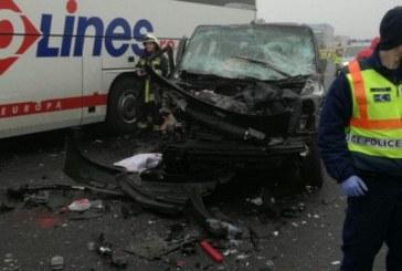 Трима от пострадалите в Унгария българи се прибират
