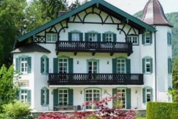 Продават тази уникална къща за над 14 милиона лева, няма да повярвате кой е живял в нея!