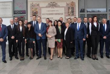 Цветан Цветанов: Ще работим за развитието и просперитета на Благоевградска област