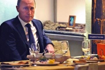 Ето какво яде Владимир Путин!