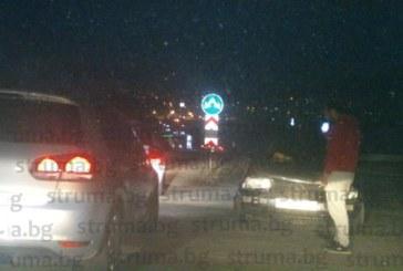 Ето какво се случи на Е-79 край Сандански! Жена….