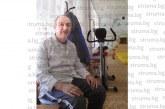Ослепелият преди 12 г. рехабилитатор Ив. Паланков: От терасата виждах Вихрен и Тодорка, сега в Банско има много нови неща, болезнено е, че не мога дори да си ги представя