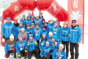 Ски писалките от Сапарева баня счупиха клубен рекорд по медали
