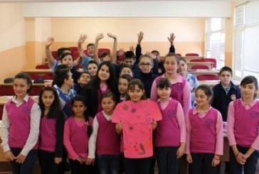 Ученици от Разлог се включиха в инициативата Ден против агресията в училище