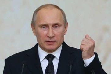 Путин: Гответе се за война
