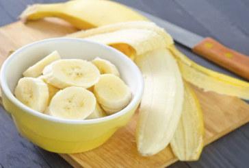 За седем дни с 5 кг по‐малко с помощта на банан и топла вода