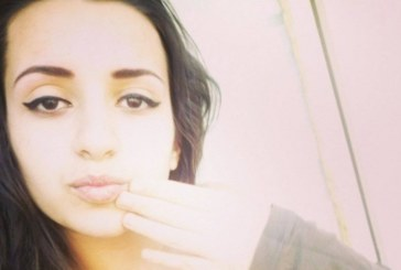 Часове преди да я блъсне влак, красавицата Гергана написа във Фейсбук…