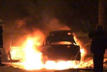 Коли горят като факли! Масови инциденти с автомобили в Пиринско