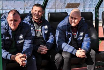 Благоевградският страж Г. Китанов пробит от съотборник, поливалентен играч от с. Кочан отърва А-националите от загуба