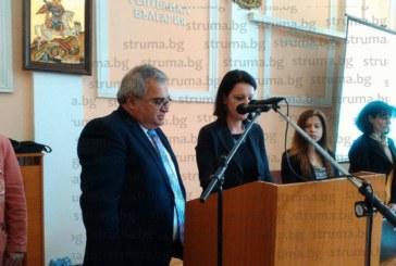 Банкерът Б. Клечков положи клетва като общински съветник, зае поста на назначената за зам. губернатор К. Янчева