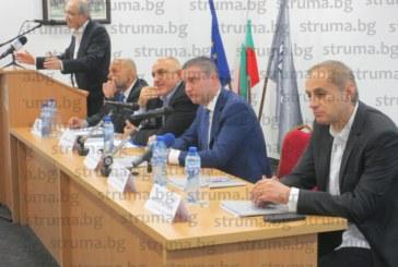 Водачът на листата на ГЕРБ – Кюстендил Кирил Калфин: Предлагаме реалистична и изпълнима програма, с която могат да бъдат увеличени пенсиите и доходите