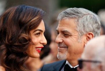 Как Джордж Клуни и Амал ще кръстят близнаците си
