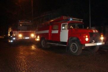 Среднощен пожар в Петрич, огнеборците на крак! Ето какво се случи