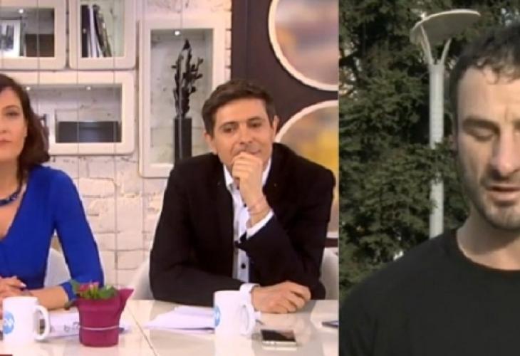 Луд скандал в ефир: Перата към Ани и Виктор: На вас ли точно ще давам обяснения, вие сте бавноразвиващи се и поръчкови журналисти на