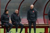 Невиждан скандал в Манчестър Юнайтед! Моуриньо се сби с фитнес треньор!
