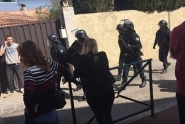 Нов ужас във Франция! Терористи стрелят в училище, лее се кръв! (СНИМКИ)