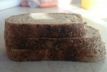 Много гнусно! Намериха домакинска гъба в хляба