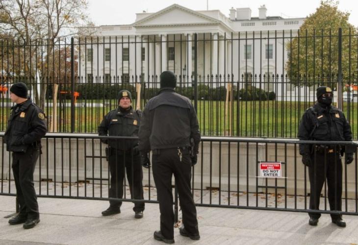 Извънредна ситуация в Белия дом: Евакуират резиденцията на президента!