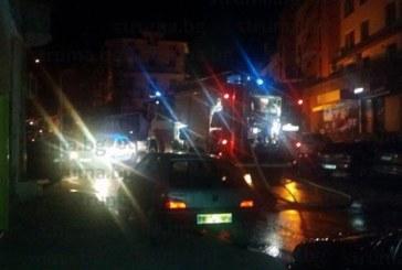 ОГНЕН АД В САНДАНСКИ! Взривиха джипа на бивш общински съветник, още два автомобила изгоряха