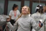 Българка взе европейската купа по фехтовка