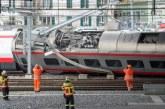 Международен влак дерайлира в Швейцария, има ранени