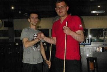 Футболисти окупираха призовите места на билярд в Петрич