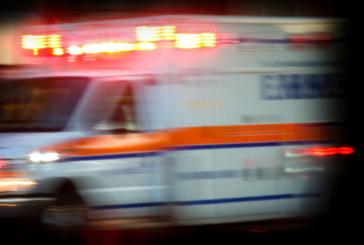 ТЕЖКА КАТАСТРОФА В БАНСКО! 18-г. моторист се заби в стълб