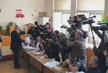 Бойко Борисов: Гласувах за единна България